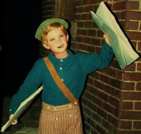 Disney Newsboy
